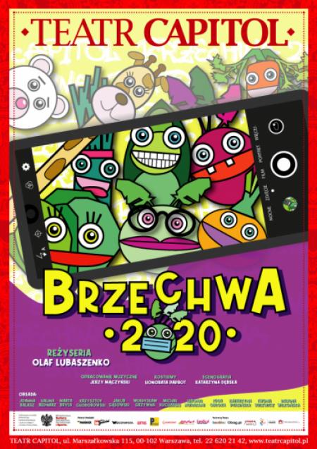 """UCZNIOWIE NA SPEKTAKLU """"BRZECHWA 2020"""""""